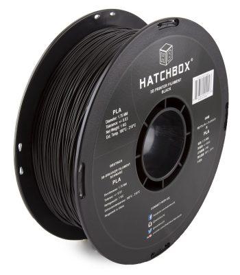 Hatchbox - overall best pla filament brands
