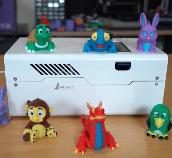best multicolor 3d printer FI
